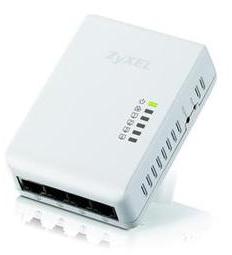 Zyxel PLA-4225(單包裝)500M電力線上網設備