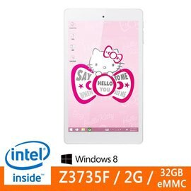 Genuine捷元 平板電腦 GenPad I08T3W-Kitty Tablet 32GB
