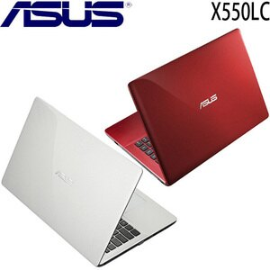 ASUS X550LC 15.6吋高效能筆電 紅/白/藍 三款i5-4200U/4GB/500G/NV720 2G/SM/Win8