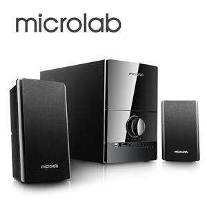 【Microlab】M-500U 2.1聲道 雅緻 武聲 精品多媒體喇叭