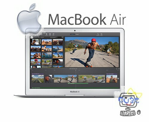 Apple MacBook Air MD712TA/B 11.6吋筆電 11.6/i5-1.4/4GB/256GB-Flash