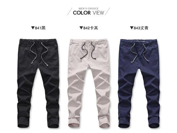 ☆BOY-2☆【NQ95042】美式潮流抽繩休閒長褲 1