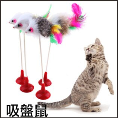 【Co.S】可愛吸盤鼠玩具