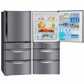 (拆箱定位) Panasonic 國際牌 560公升 5門電冰箱 NR-E567MV