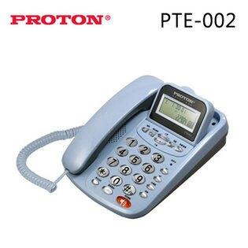 PROTON PTE-002 普騰 來電顯示電話【公司貨】
