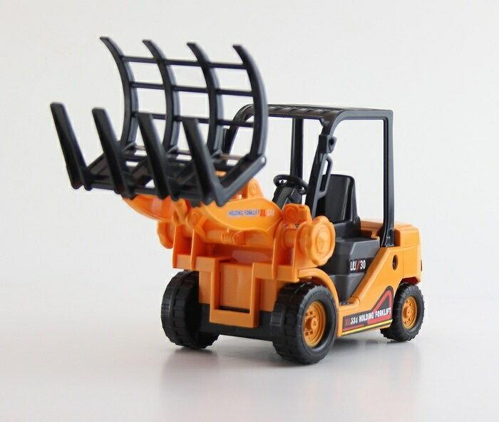 小小家 磨輪叉鏟車 32534 2