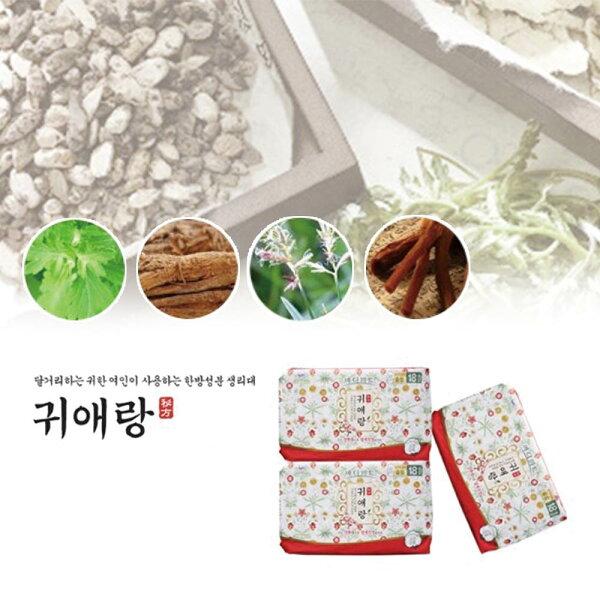 【現貨供應最低價】韓國 Sofy~ 貴愛娘漢方衛生棉(1包入)  IF0154
