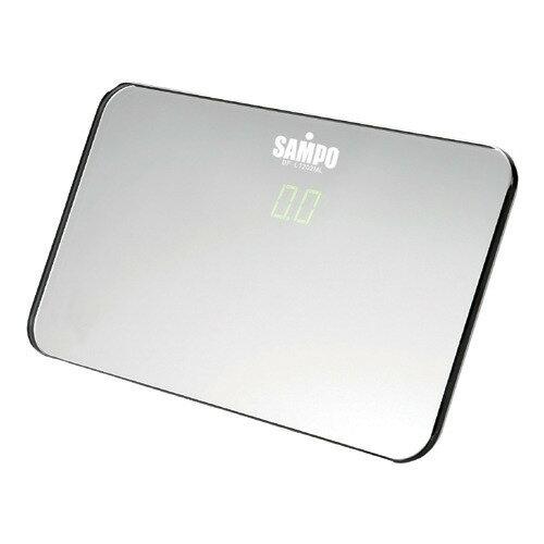 【SAMPO聲寶】鏡面體重計 BF-L1202ML