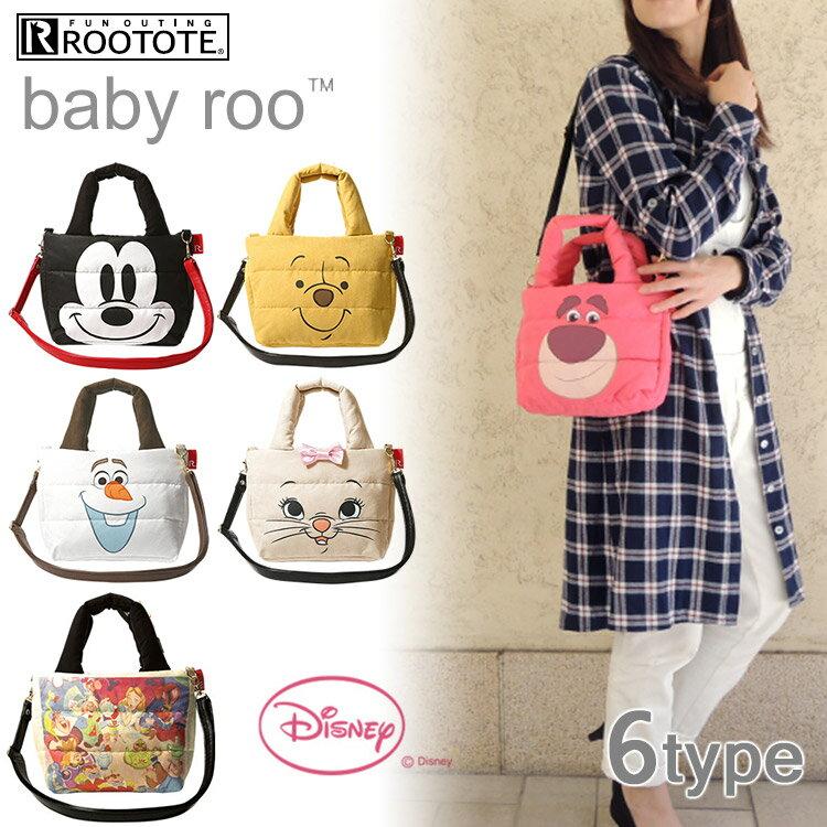 ROOTOTE x 迪士尼小手提包