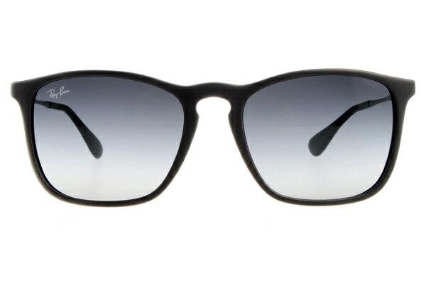 Ray Ban 雷朋 黑邊黑鏡 RB4187 太陽眼鏡 3