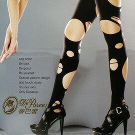 【esoxshop】╭*蒂巴蕾 INSPIRE BE BAD彈性絲襪-解脫╭*夜店 PARTY吸睛必備《網襪/造型襪/褲襪》