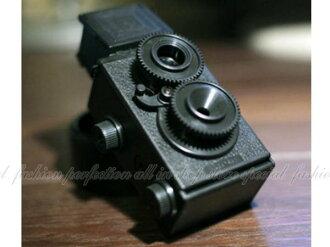 大人的科學中文版Recesky35厘米DIY組裝雙鏡頭複古雙反相機/雙眼lomo相機【DD438】◎123便利屋◎