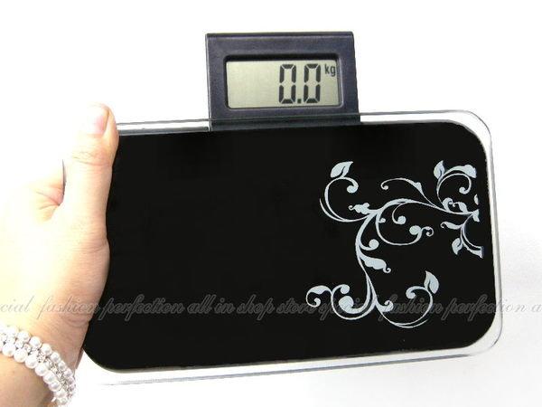 口袋型 強化玻璃迷你電子體重計 液晶螢幕人體秤 減重瘦身必備【GD410】◎123便利屋◎