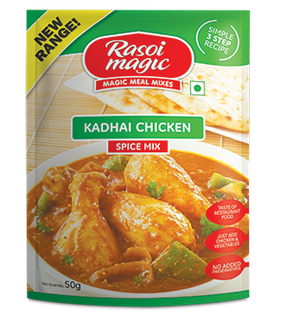 Rasoi Magic Kadhai Chicken 印度混合即食香料粉 (煮雞用)