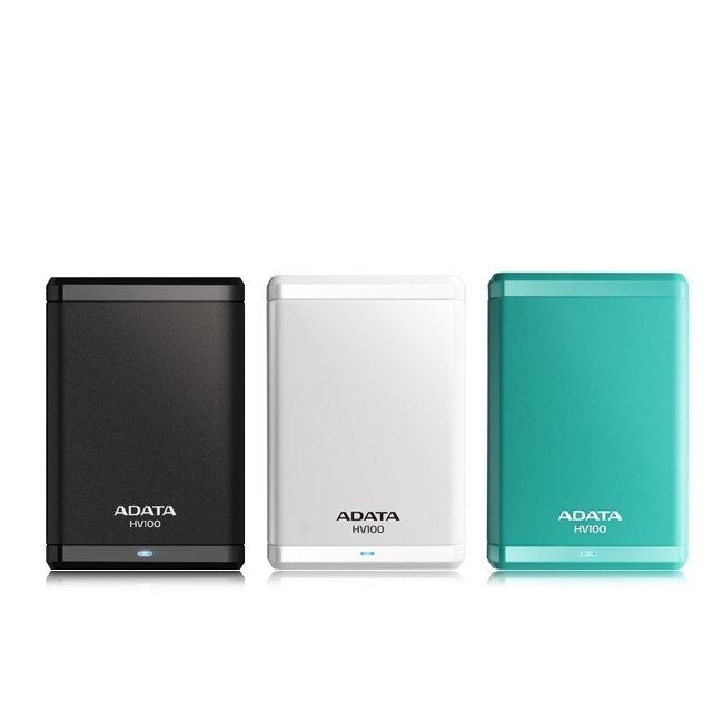 *╯新風尚潮流╭*威剛 500G 500GB HV100 USB3.0 行動硬碟 三年保固 AHV100-500GU