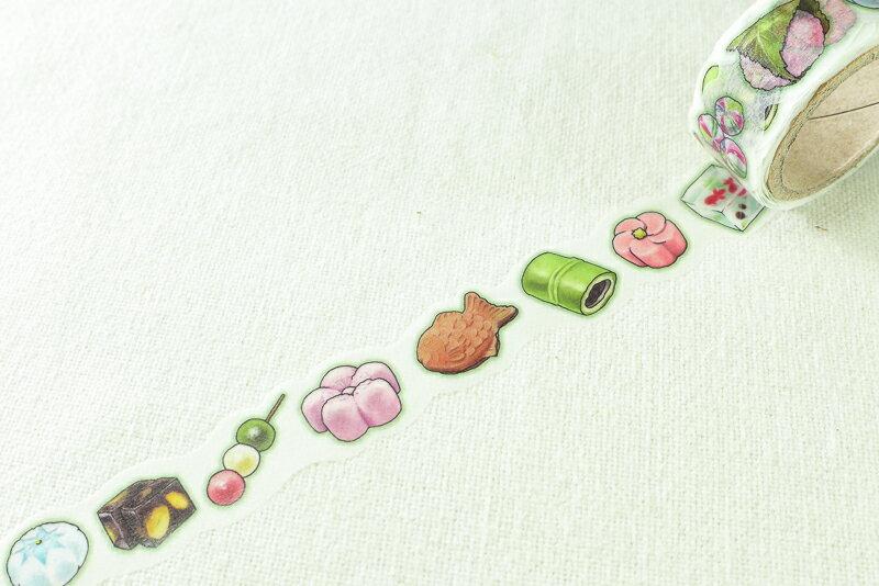 ~小徑文化~  Yano design 和紙膠帶 ~ 和菓子 ^( YD~MK~023 ^