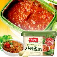 中秋節烤肉食材到韓國 CJ 豆瓣醬 拌飯醬 生菜沾醬  樂活生活館