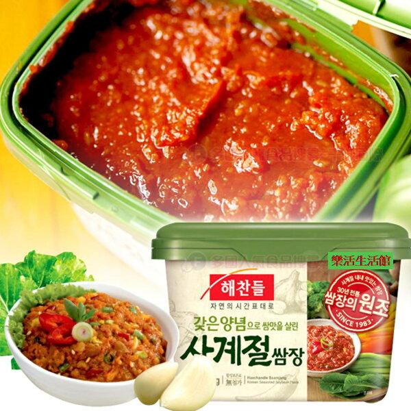 韓國 CJ 豆瓣醬 拌飯醬 生菜沾醬  樂活生活館
