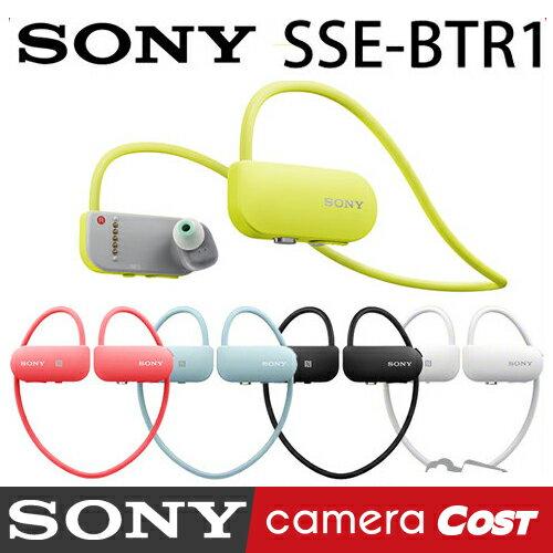 SONY SSE-BTR1 運動耳機 公司貨 MP3 防水 隨身教練 心跳感測器 GPS 功能 心律 0