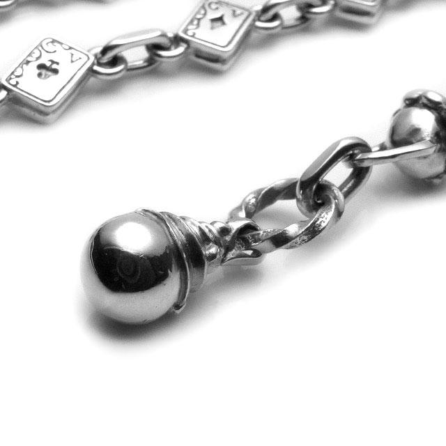 網路獨家【F.A.L】IVS 設計款純銀項鍊 (FA-CH-0031) 1