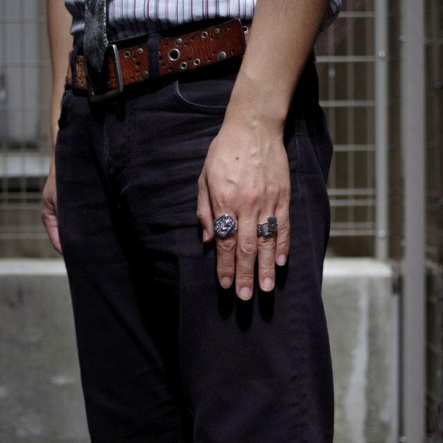 網路獨家【F.A.L】小丑骷髏樸克牌純銀戒指-進化版 (FA-R-0079) 4