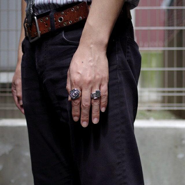 網路獨家【F.A.L】Attitude 撲克造型純銀戒指 (FA-R-0085) 4