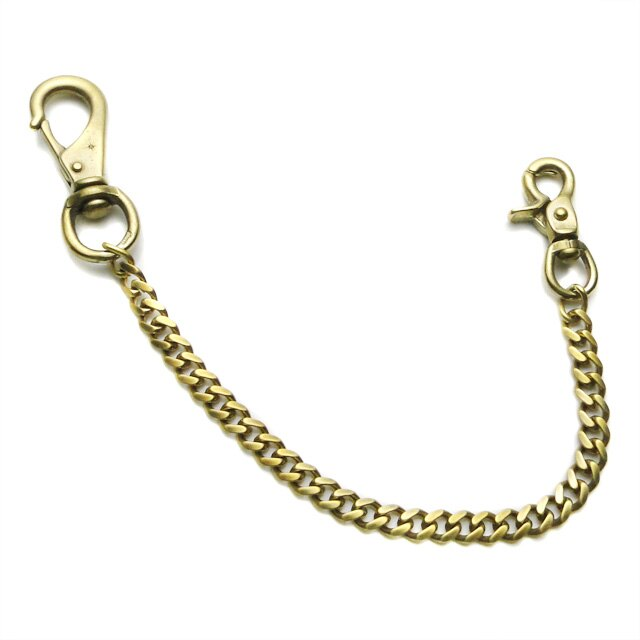 【海外訂購】【amp japan】銅質鑲鑽皮夾鏈(AMP-11AD-208  0532790000) 0