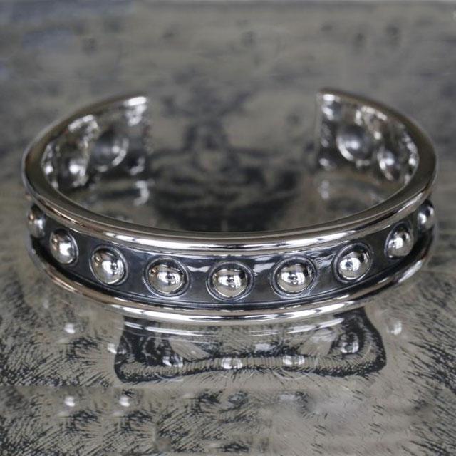 【現貨商品】【amp japan】925純銀混合圓圈手環(AMP-16AC-341 0919090000) 0