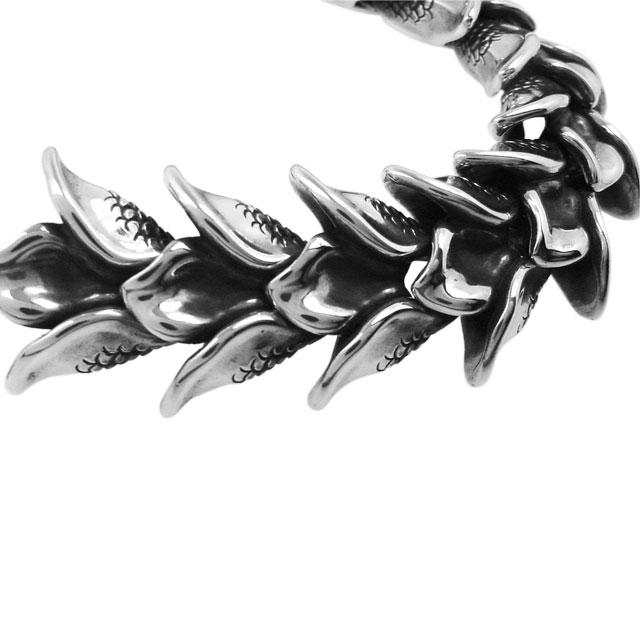 【海外訂購】【Bloody Mary】人魚鱗片純銀手鍊 20cm (BMB0135  016379B800) 1