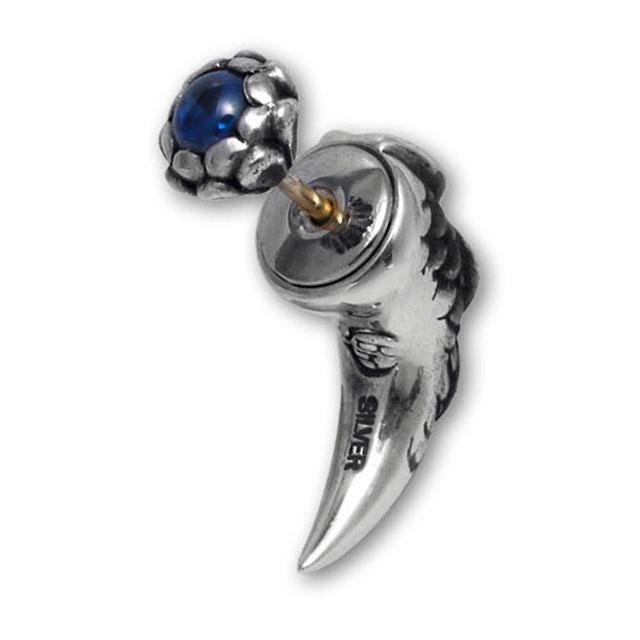 【海外訂購】【Bloody Mary】Baby 人魚藍寶石純銀耳環(BME0140-S  0010650000) 0