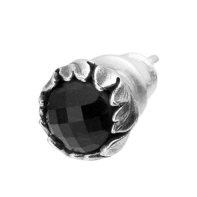 【海外訂購】【Bloody Mary】Purge 純淨寶石煙晶純銀耳環(BME1151-Sqche  0603680000) 0