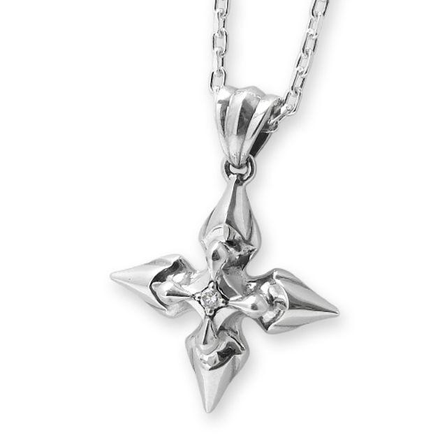 【海外訂購】【Bloody Mary】Life 生命鑽石純銀項鍊 50cm (BMP0768-D  0396530000) 0