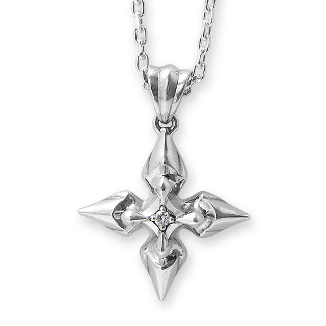 【海外訂購】【Bloody Mary】Life 生命鑽石純銀項鍊 50cm (BMP0768-D  0396530000) 1