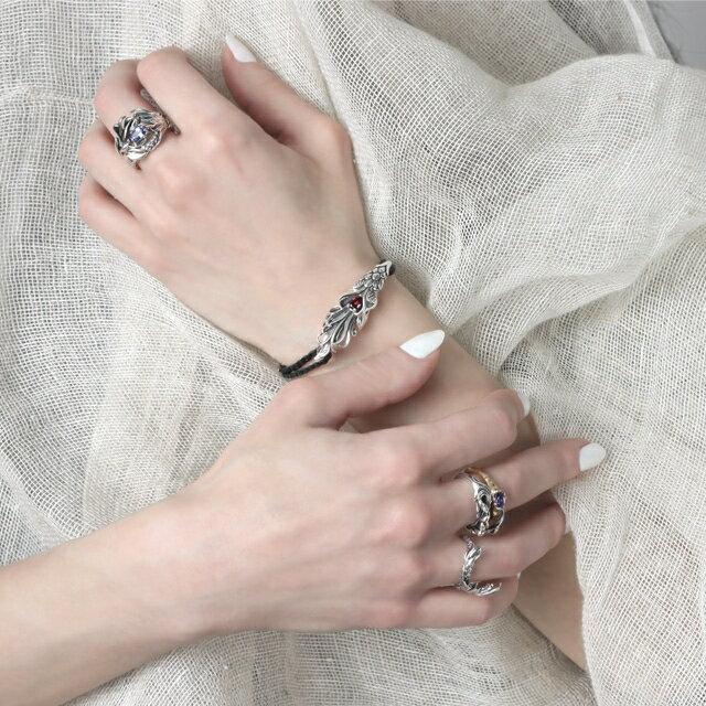 【海外訂購】【Bloody Mary】天之羽 純銀戒指(BMR1269A) 1