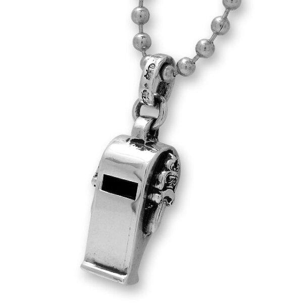 【海外訂購】【Chrome Hearts】小哨子匕首純銀項鍊(CHC-040  0368580000)