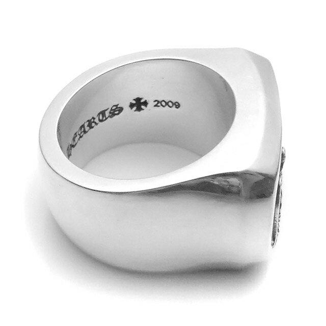 【海外訂購】【Chrome Hearts】天使匕首硬漢純銀戒指(CHR-032Ang) 1