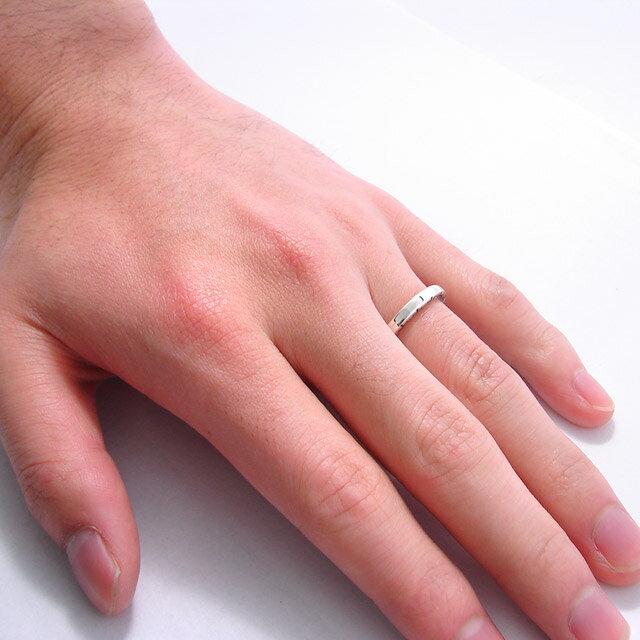 【海外訂購】【Chrome Hearts】NTFL 素面刻字純銀戒指(CHR-039) 1