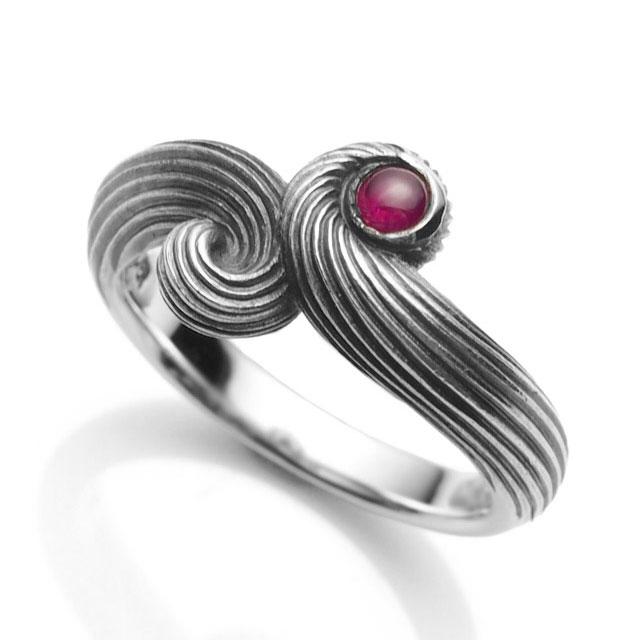 【海外訂購】【GLENN】阿哞神獸純銀戒指(GL-0066-R) 0