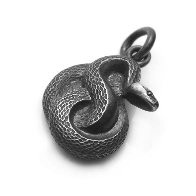 【海外訂購】【GLENN】蛇形小墜飾(GL-0194  0295930000) 0