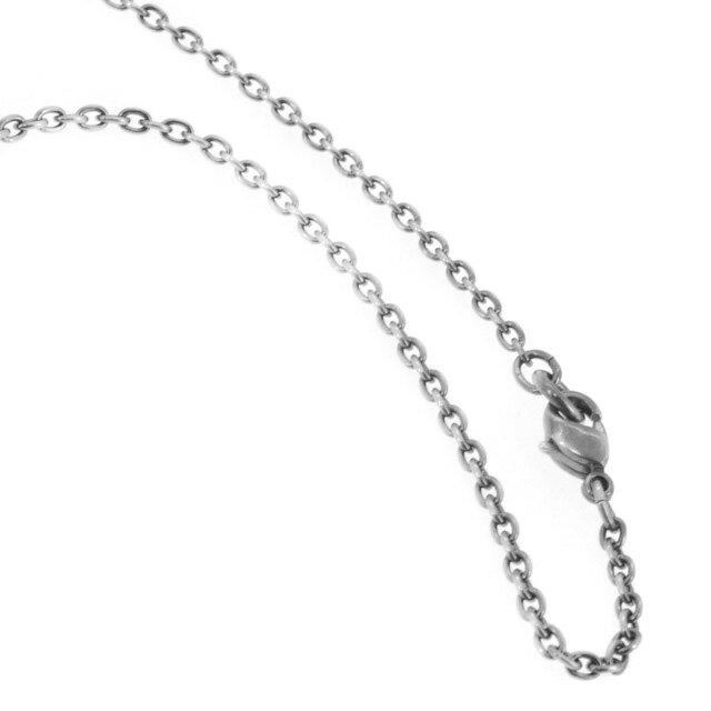 網路獨家【HARIM】羽毛&守護之盾純銀項鍊 (HRP078) 3