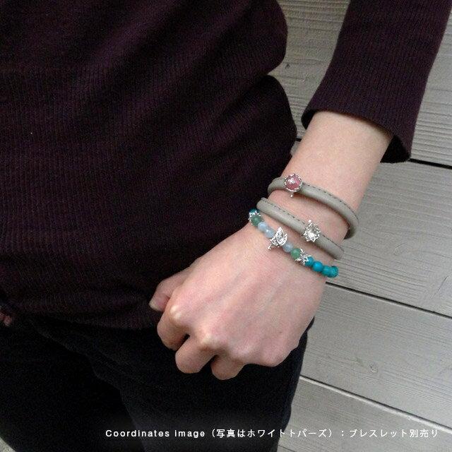 【海外訂購】【KONRON】蓮花紫水晶純銀墜飾(KRBCC1309-Arc  0640980000) 4