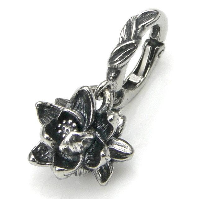 【海外訂購】【KONRON】優雅雙子花朵純銀墜飾(KRBCC1303  0640890000) 0