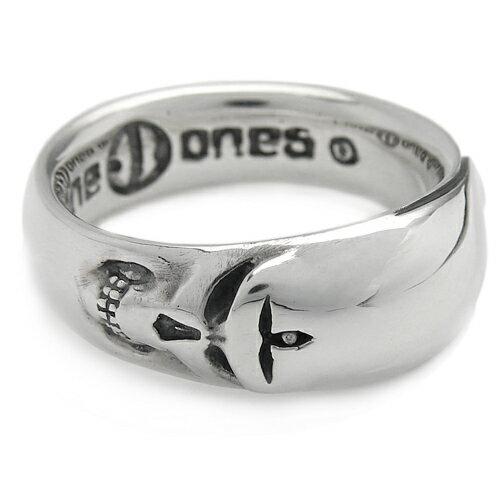 【海外訂購】【LONE ONES】印度神魔骷髏純銀戒指  (LBNR005) 0