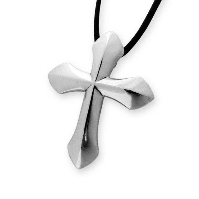 【現貨商品】【LONE ONES】極致光絨十字架純銀墜飾(LKP035M  0246430000 0