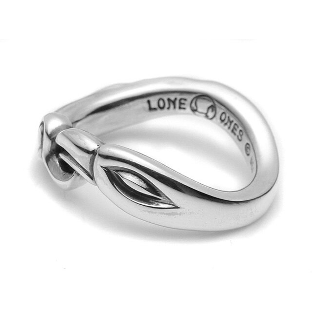 【海外訂購】【LONE ONES】Infinity 無限純銀戒指(LKR027) 0