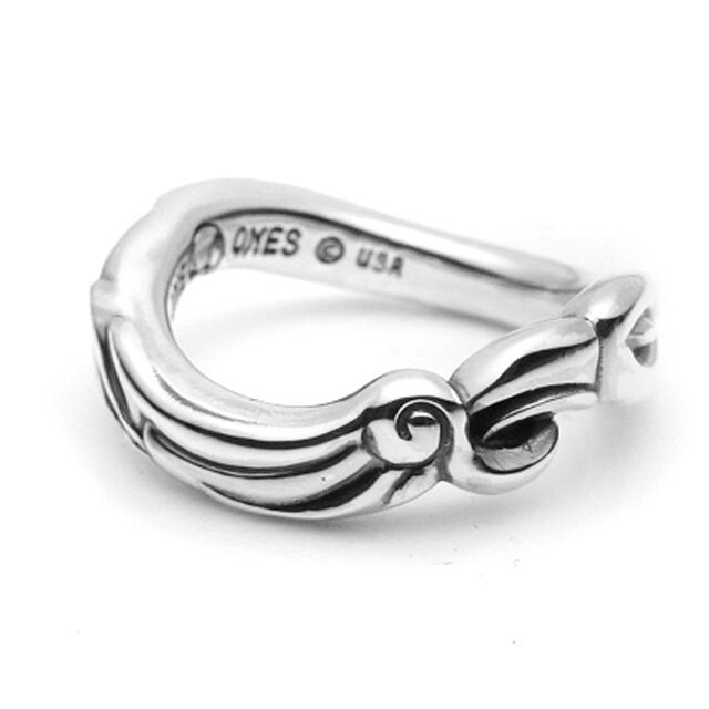 【海外訂購】【LONE ONES】Infinity 無限純銀戒指(LKR027) 3