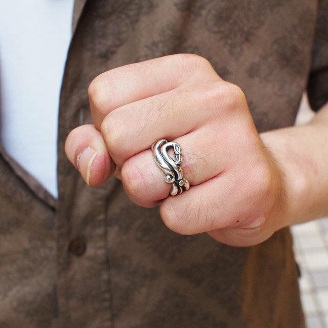 【海外訂購】【LONE ONES】Gullwing 海鷗羽翼純銀戒指(LKR033) 4