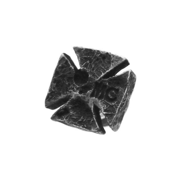 【海外訂購】【MAD CULT】銹鐵十字純銀耳環(MAD-P-09  0758610000) 0