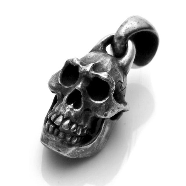 【海外訂購】【MAD CULT】Olly 骷髏純銀墜飾 (MAD-PT-18  0651750000) 0