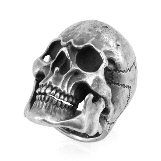 【現貨商品】【MAD CULT】重生之巴別塔純銀戒指(MAD-R-23) 0